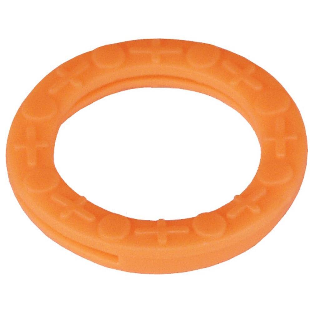 Orange Neon Key Band