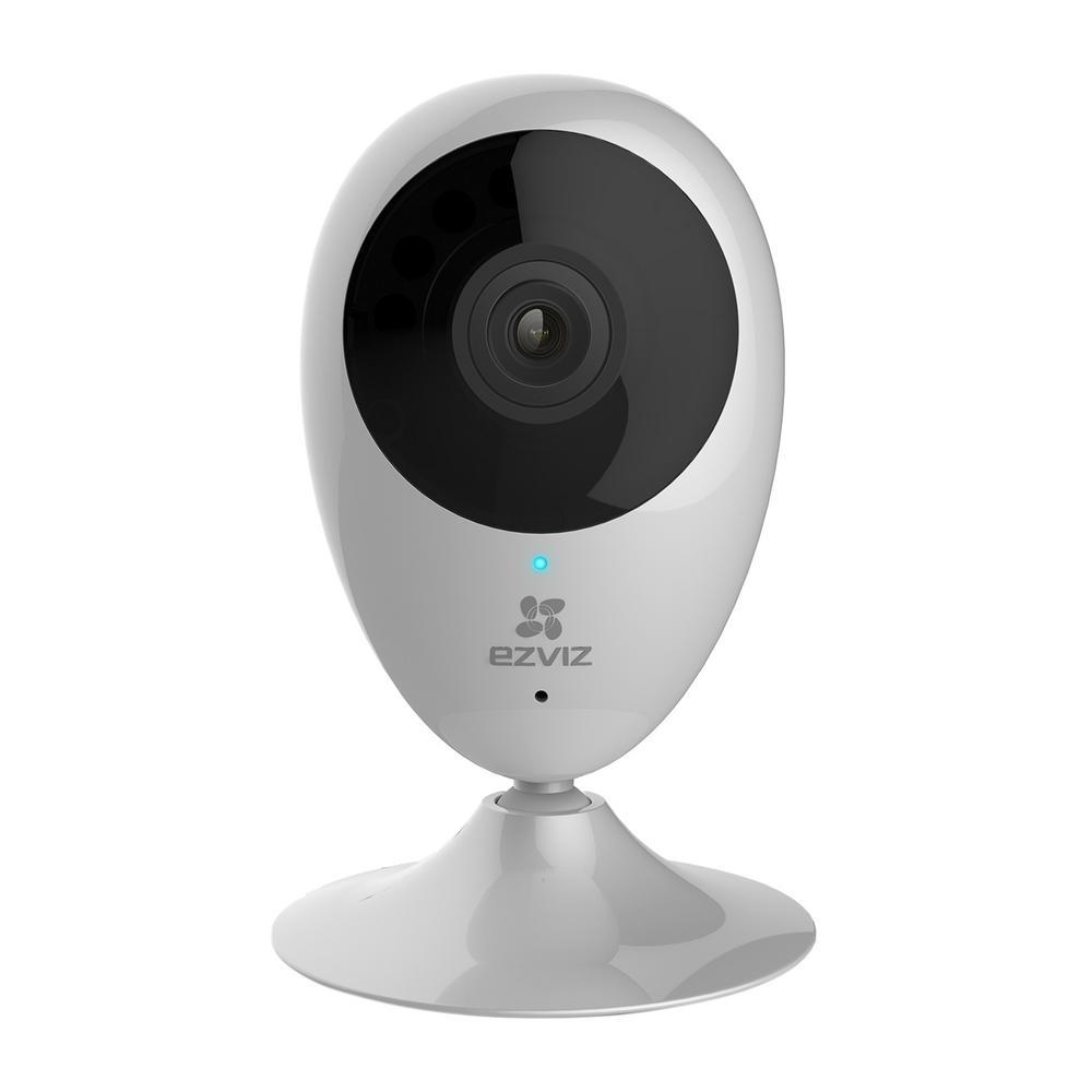 Mini O 720p 2-Way Talk Indoor Mini Wireless Wi-Fi Standard Surveillance Camera