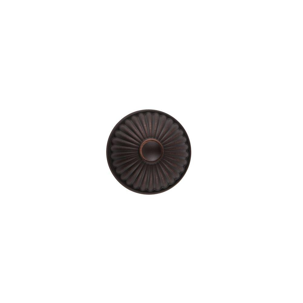Sumner Street Home Hardware Belmont 1-1/2 in. Satin Copper Round Cabinet Knob