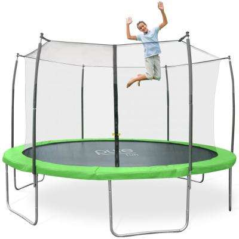 Dura-Bounce 15 ft. Outdoor Trampoline Set
