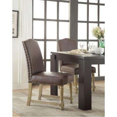 Kingman Espresso Dining Chair