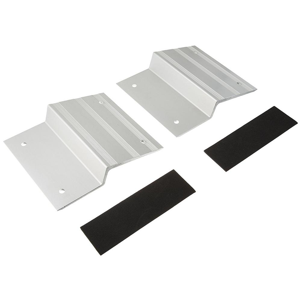 MaxxHaul 8 in. W 700 lbs. Capacity Aluminum Ramp Top Kit