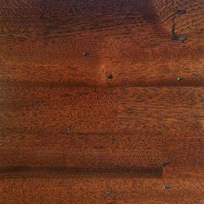 4 in. x 4 in. Wood Countertop in Sapele