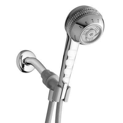 Original 6-Spray Hand Shower Faucet Shower Massage in Chrome