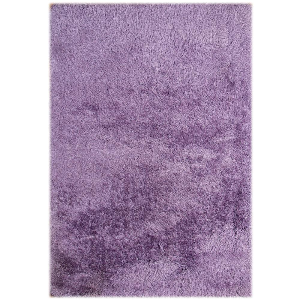 Purple Rug 2 Ft: Amer Rugs Melita Purple Solid 2 Ft. X 3 Ft. Accent Rug