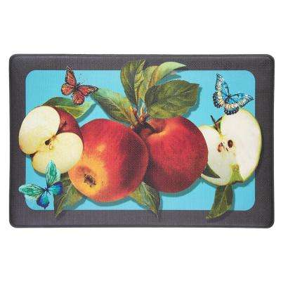 Golden Delicious 18 in. x 30 in. Anti-Fatigue Mat