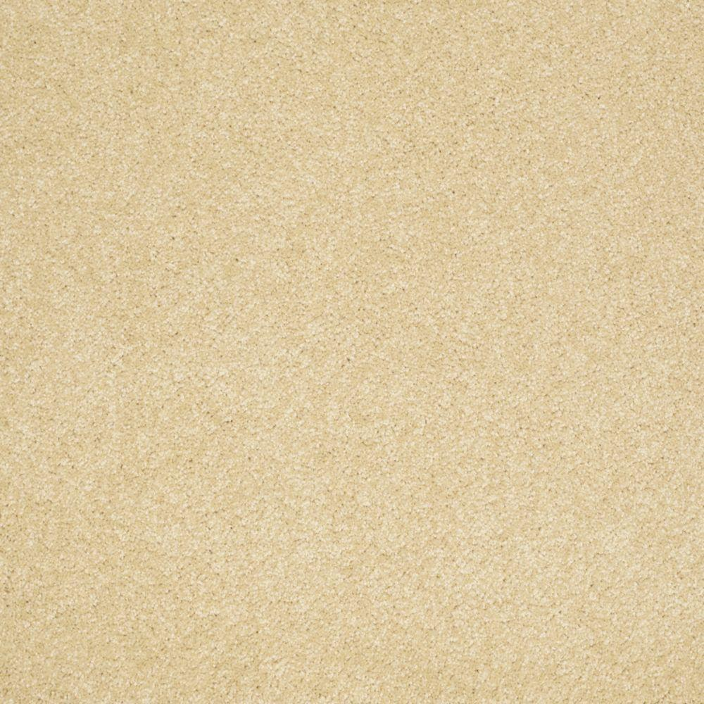 Martha Stewart Living Elmsworth - Color Shortbread 6 in. x 9 in. Take Home Carpet Sample