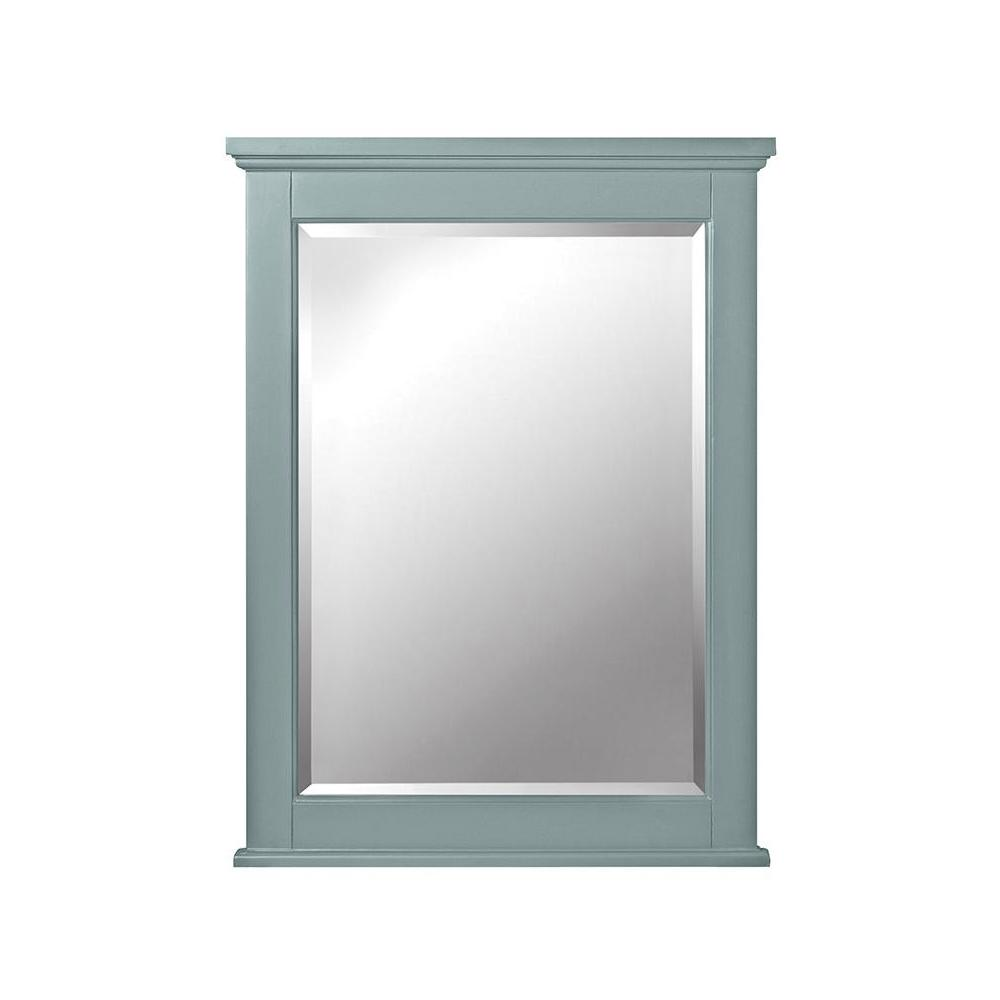 Home decorators collection hamilton 32 in h x 24 in w for Home mirrors