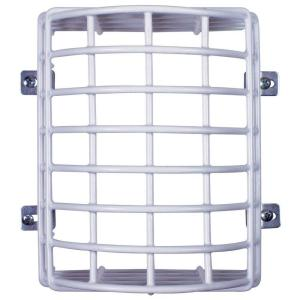 Inc Safety Technology International 12 x 12 x 12 STI-9730 Steel Wire Guard Damage Stopper Cube Cage Approx