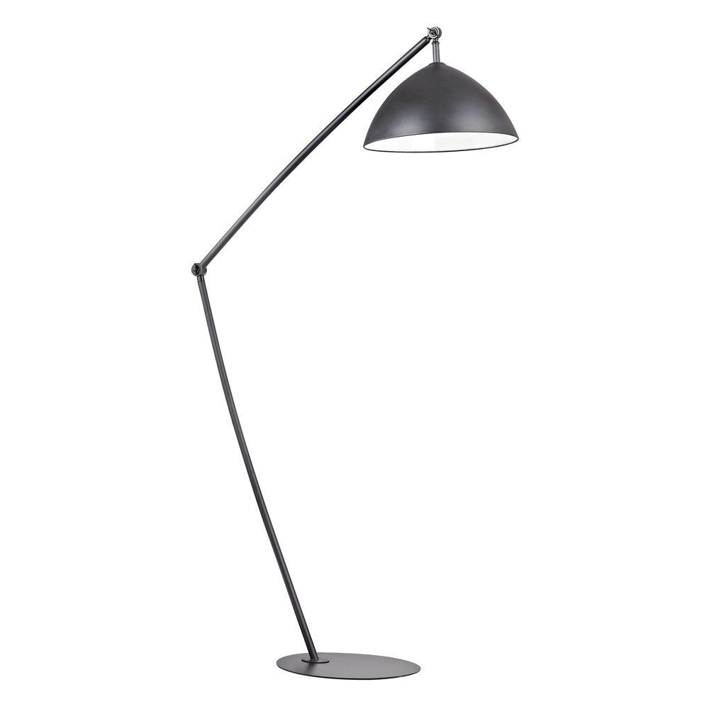 3f9e692324 Titan Lighting Industrial Elements 50 in. Matte Black Adjustable ...