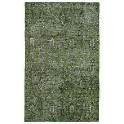 Restoration Green 5 ft. 6 in. x 8 ft. 6 in. Area Rug