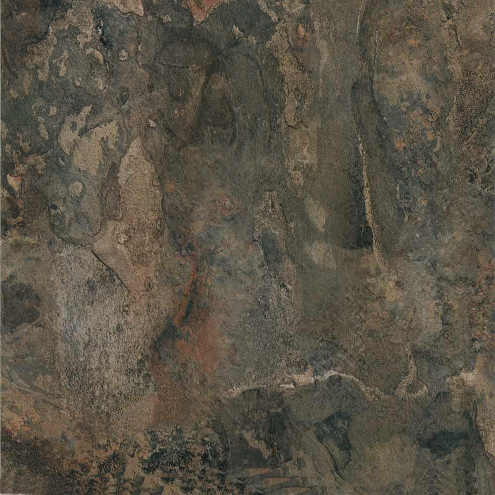 Nexus Dark Slate 12 in. x 12 in. Peel and Stick Marble Vinyl Tile (20 sq. ft./case)