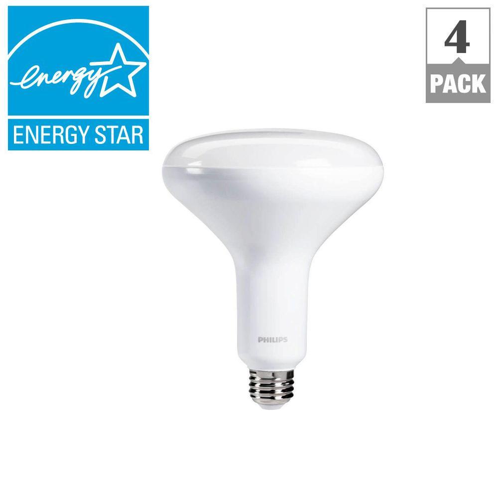 Philips 65-Watt Equivalent BR40 Dimmable LED Flood (E