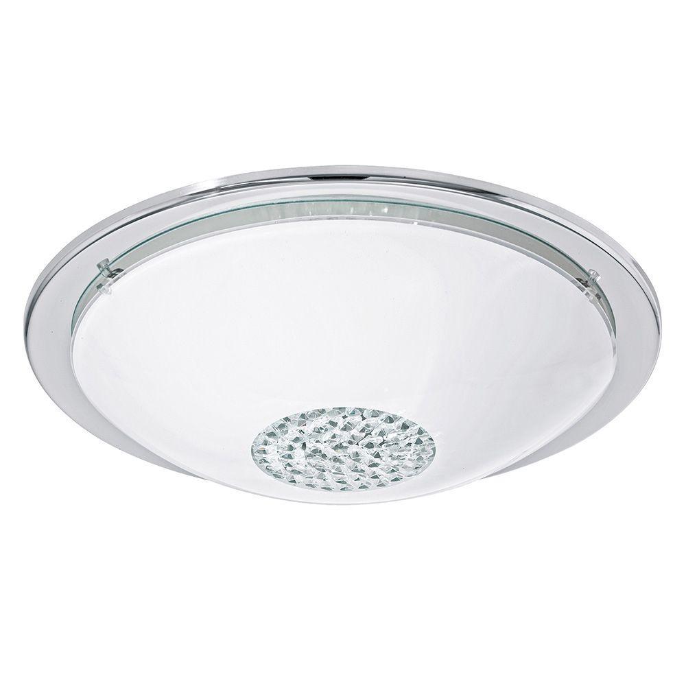 Giolina Chrome Integrated LED Ceiling Light