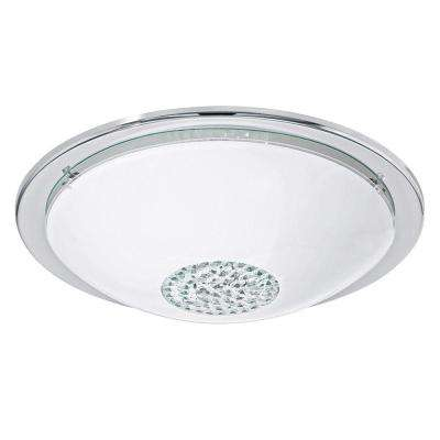 Giolina Chrome Integrated LED Ceiling Light