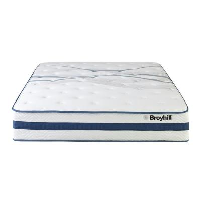 Natural Spring Sapphire 11 in. Twin XL Earl Firm Hybrid Mattress