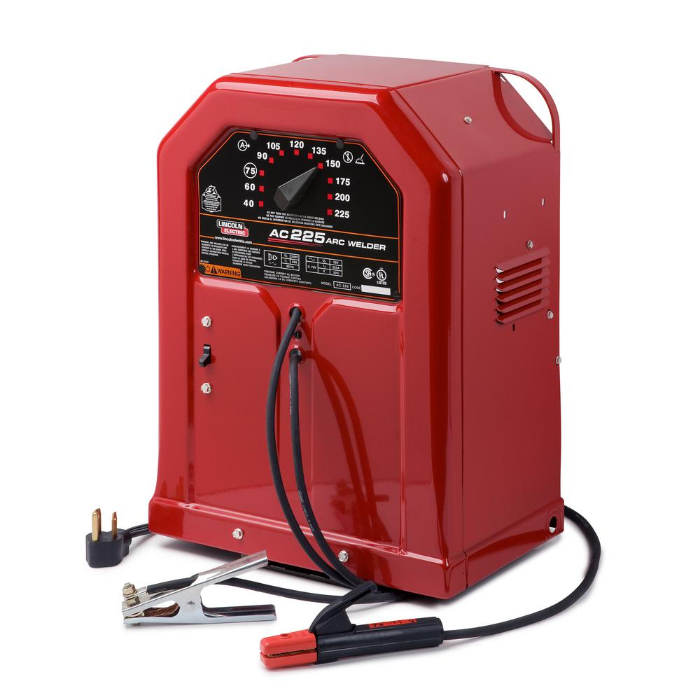 Lincoln Electric 225 Amp Arc Stick Welder Ac225s 230v K1170 The 240 Volts For Heating Elements And 120 Clock Timer Store So Sku 1000854239