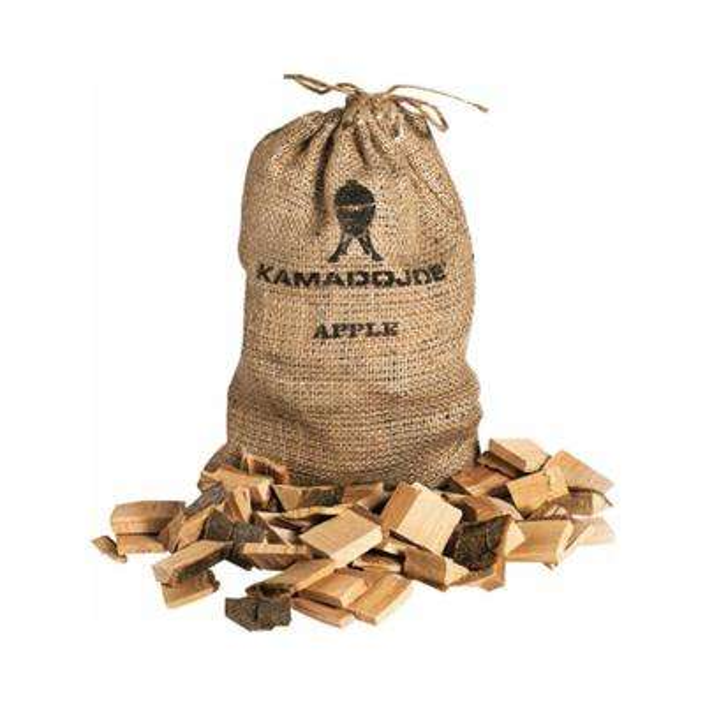 10# Apple Wood Chunks