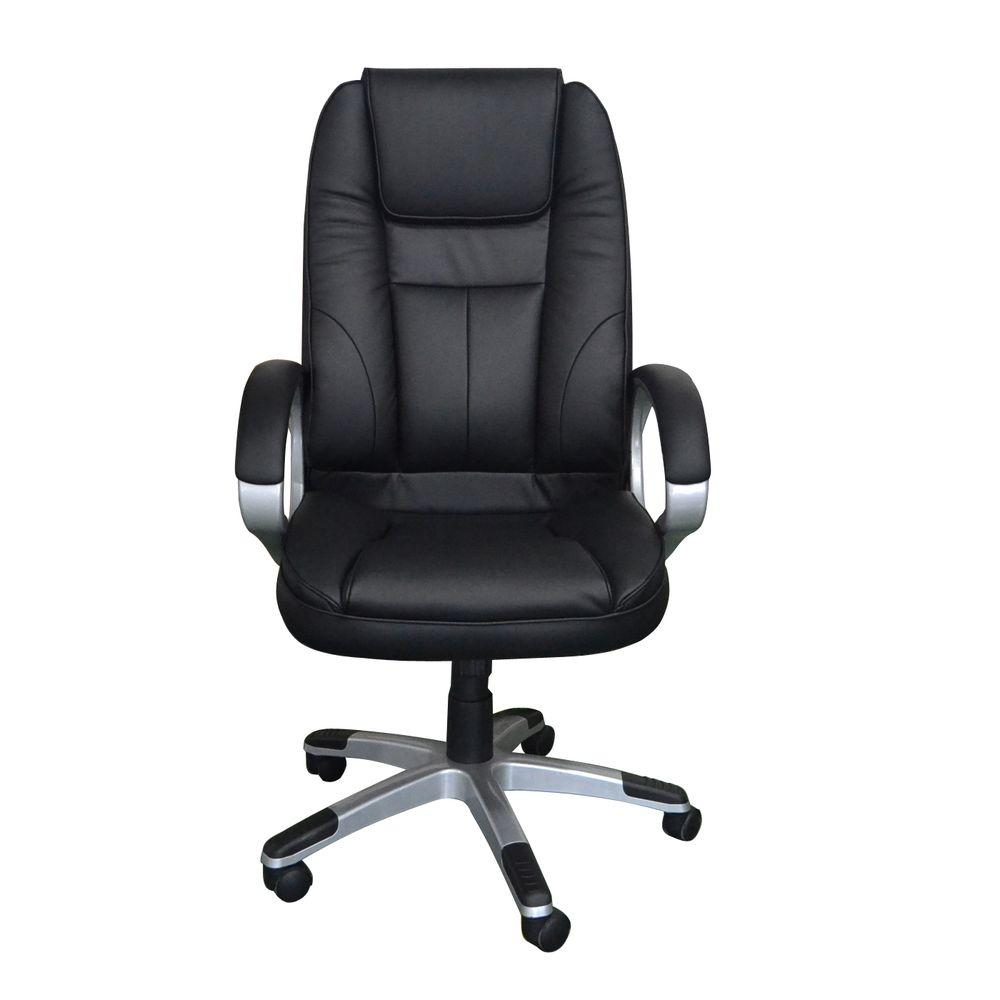 globe office chairs. Black Faux Leather Executive Office Chair Globe Chairs I