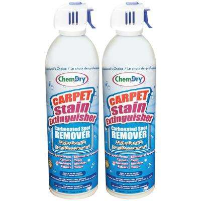 Carpet Stain Extinguisher (2-Pack)