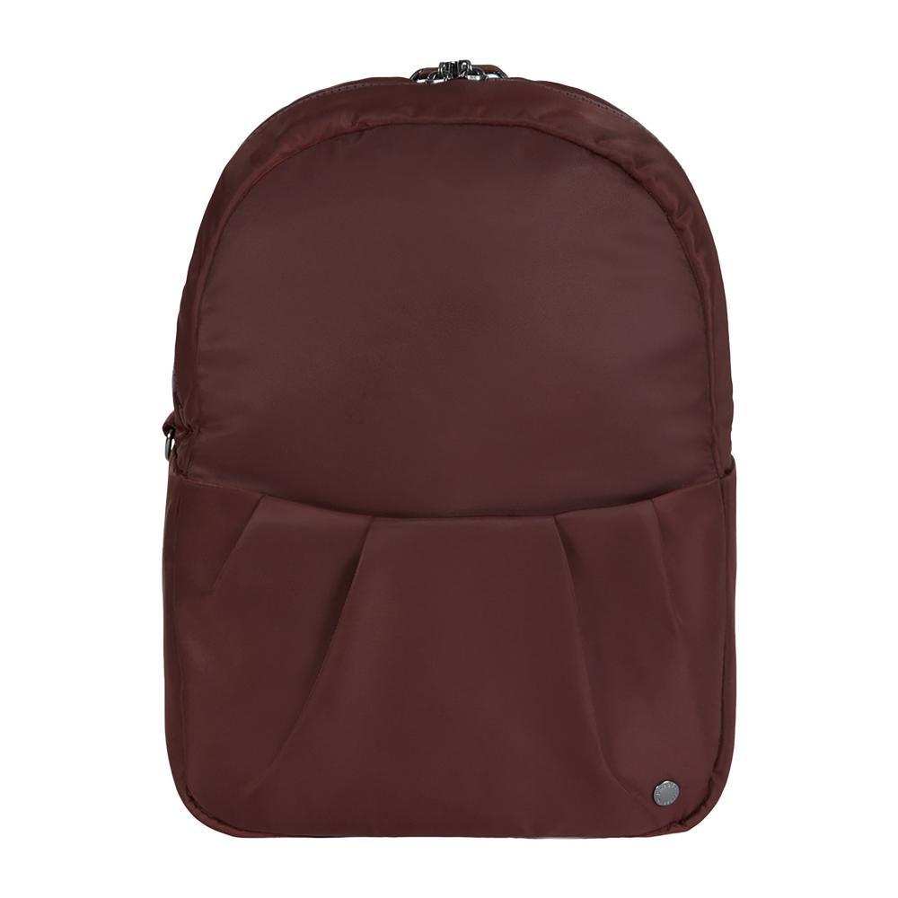 Pacsafe Citysafe 13 in. Merlot Convertible Backpack