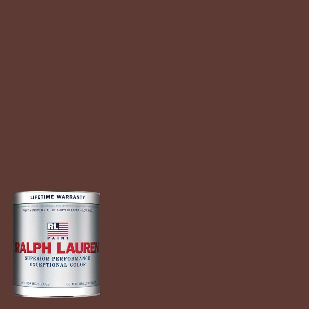 Ralph Lauren 1-qt. Townhouse Hi-Gloss Interior Paint