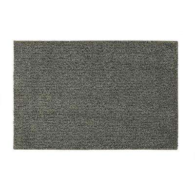 Summit Tweeds Grey 3 ft. x 4 ft. Scatter Rug