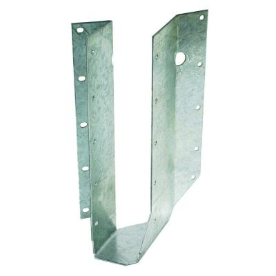 SUL Galvanized Joist Hanger for 2x10 Nominal Lumber, Skewed Left