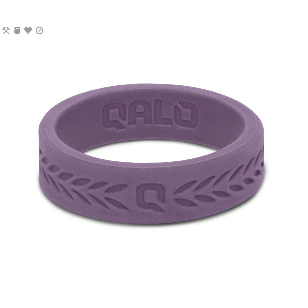 Flat Silicone Ring