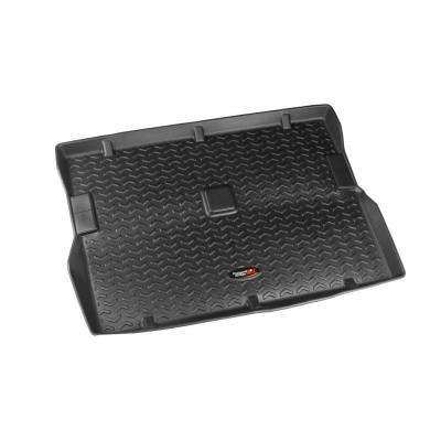 Cargo Liner Black 1997-2006 Jeep Wrangler and Unlimited TJ