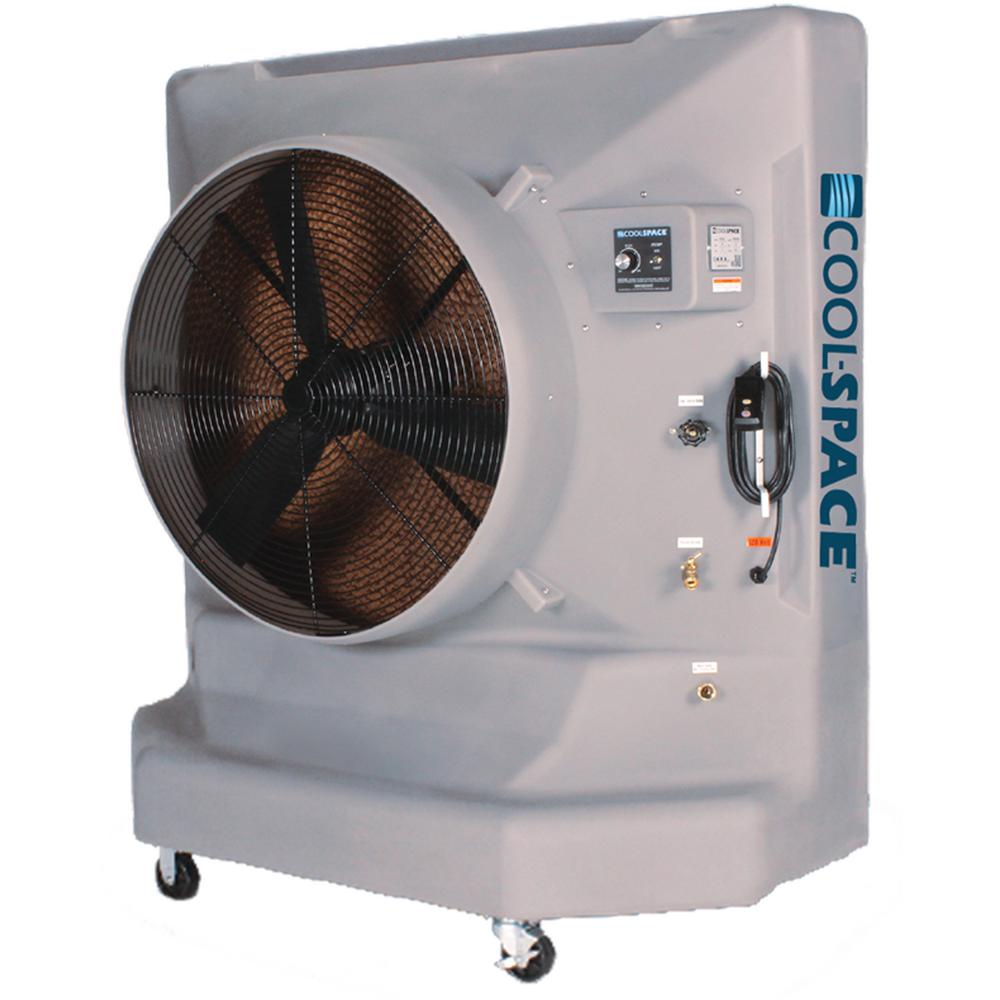 Avalanche36VD 9700 CFM 12-Speed Portable Evaporative Cooler for 3600 sq. ft.