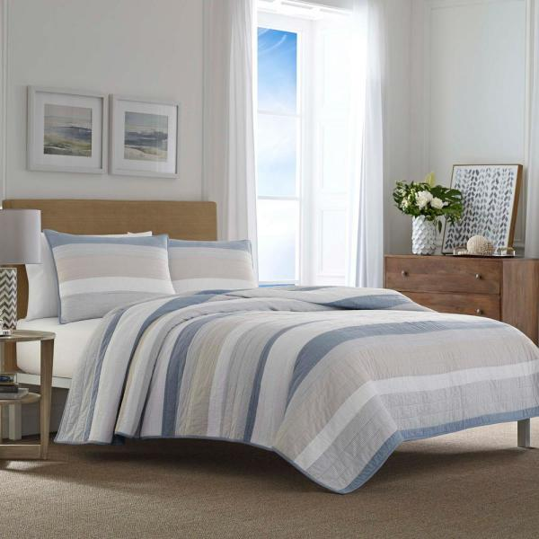 Nautica Terry Cove Beige Twin Cotton Quilt USHSGR1082138 - The Home on american home furniture, nike home furniture, kmart home furniture, target home furniture, tommy bahama home furniture, ll bean home furniture, cabela's home furniture, country home furniture, sears home furniture, calvin klein home furniture, lands' end home furniture, classic home furniture, marshalls home furniture, zulily home furniture, nicole miller home furniture, macy's home furniture, ashley's home furniture, lego home furniture, lexington furniture, soft surroundings home furniture,