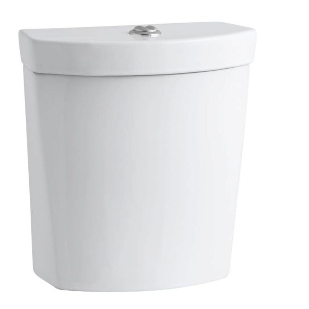 KOHLER Persuade 1.0 or 1.6 GPF Dual Flush Toilet Tank Only in White