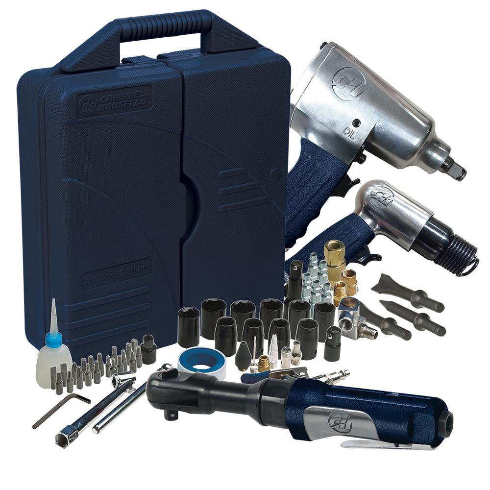 62 Piece Air Tool Kit