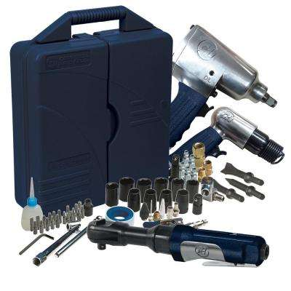 62 Piece Air Tool Kit