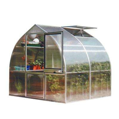 Riga 7 ft. 8 in. W x 7 ft. L 2S Greenhouse