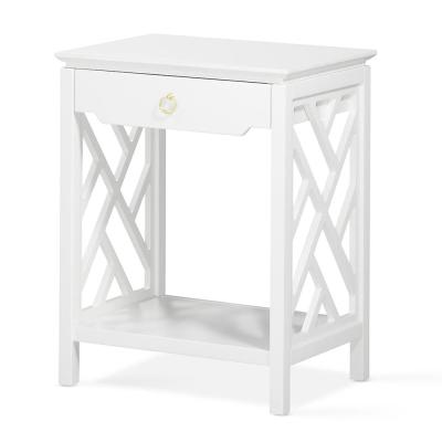 Thomas White Chippendale-Style Nightstand
