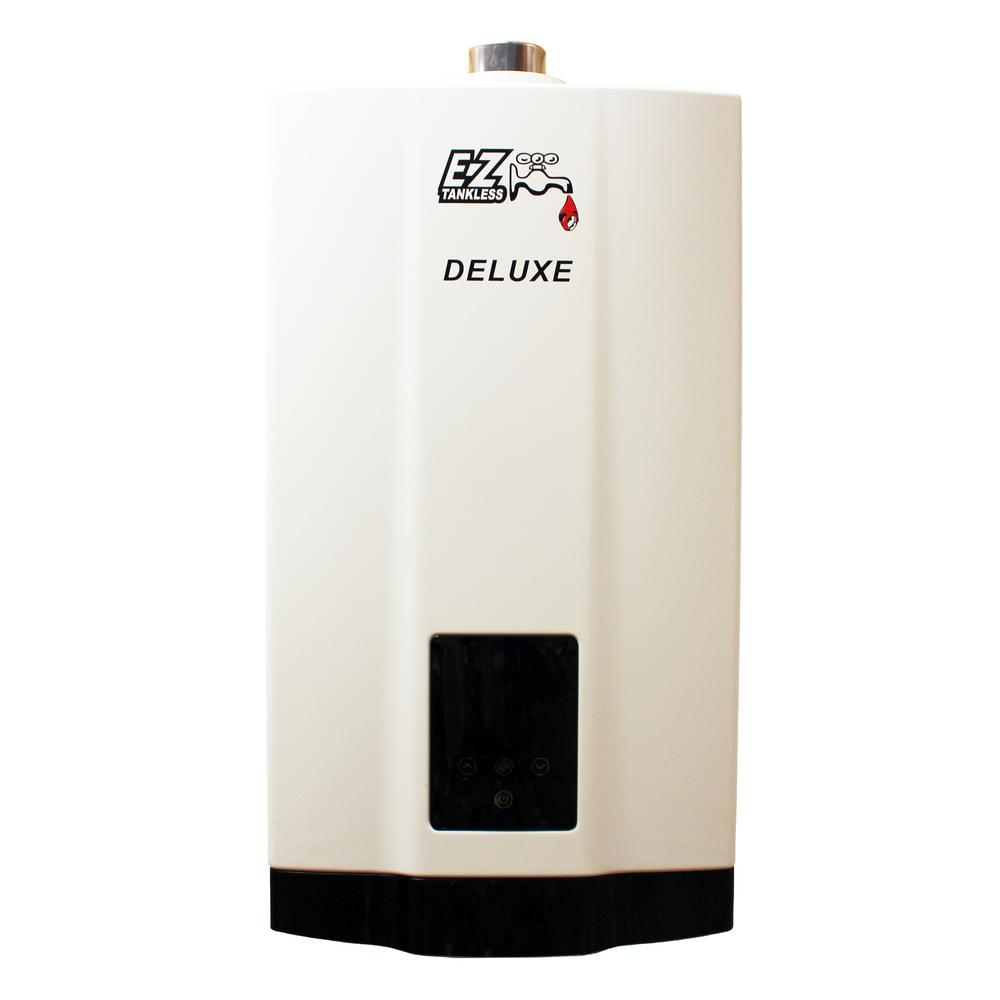 Deluxe Ondemand 4 4 Gpm 85k Btu Propane Gas Tankless Water