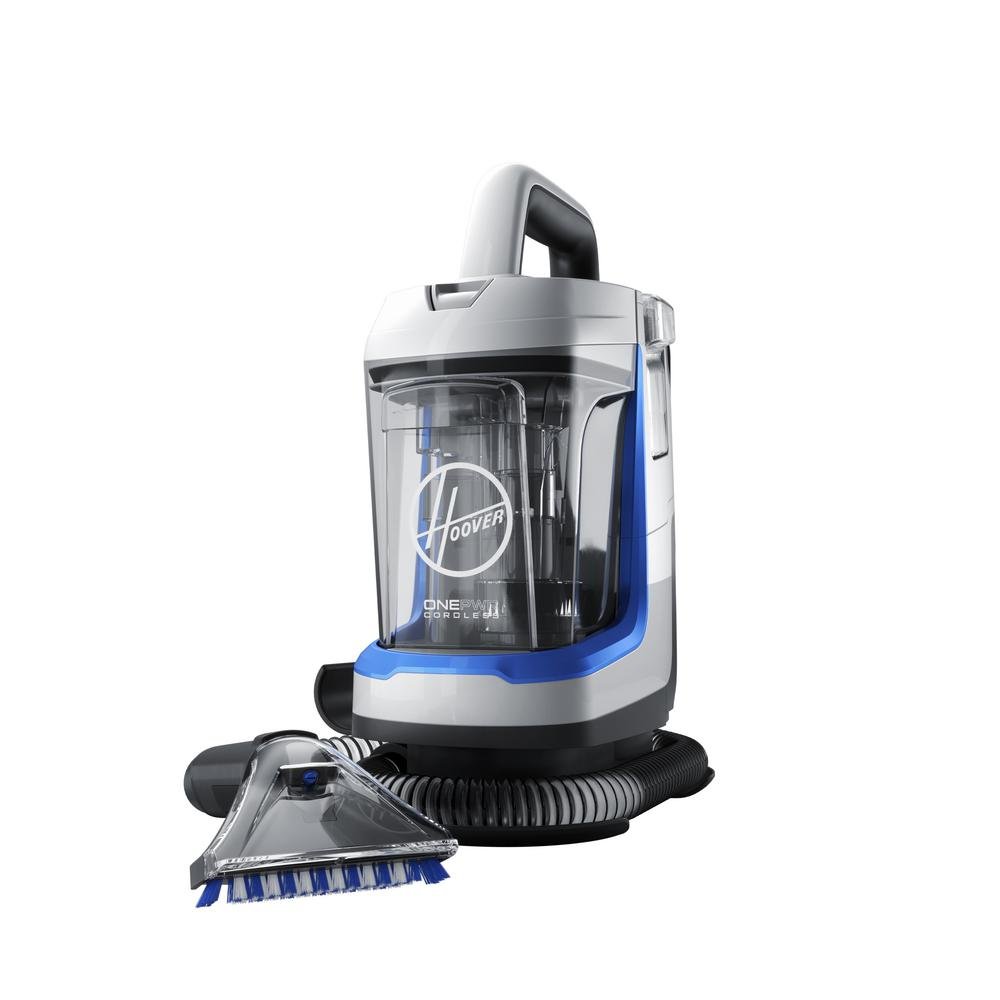 Reviews For Hoover Onepwr Spotless Go Cordless Portable Carpet Cleaner Tool Only Bh12000 The Home Depot