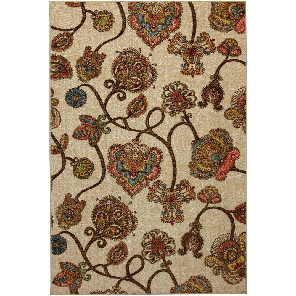Mohawk Home Romance Multi 8 ft. x 10 ft. Area Rug