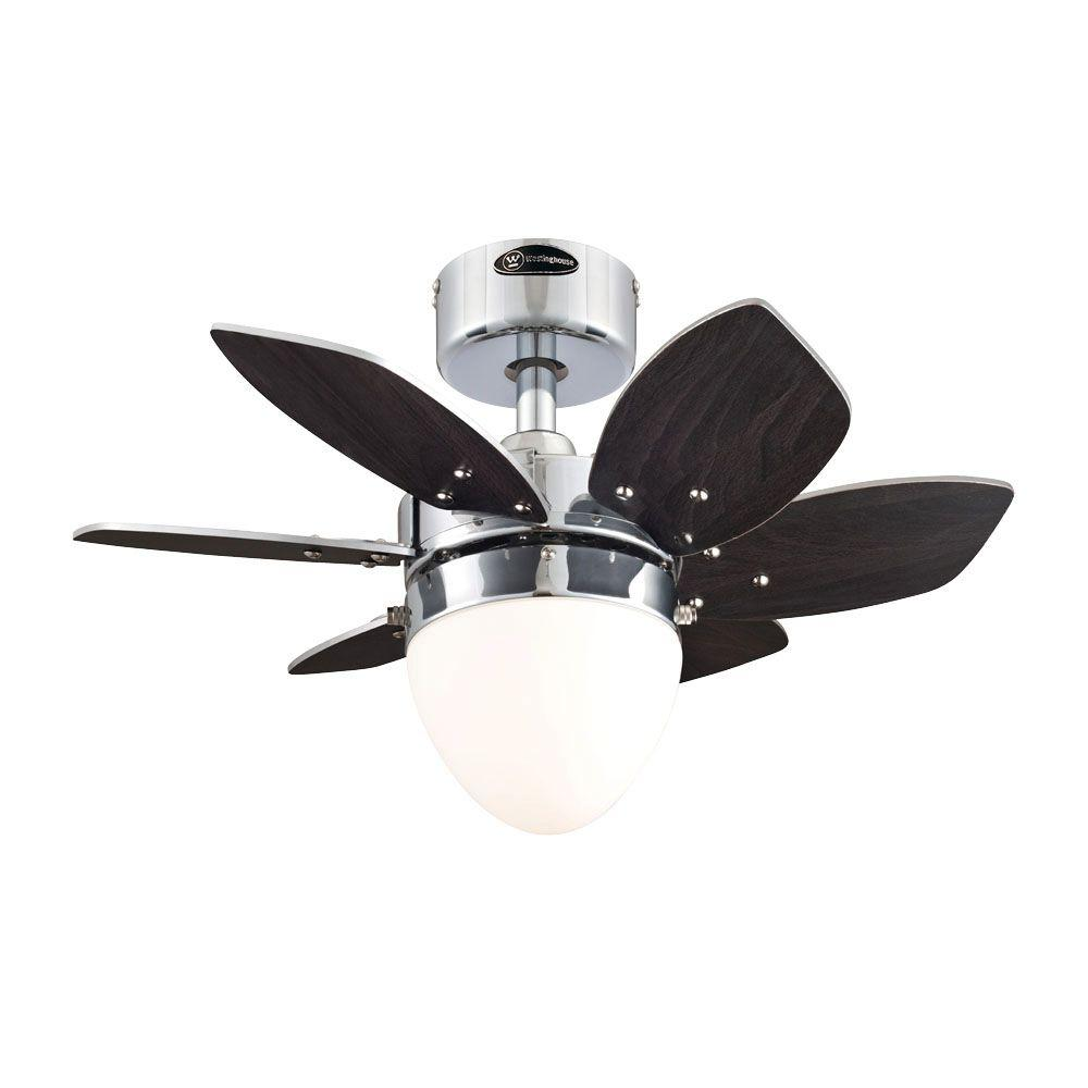 Westinghouse Origami 24 In Indoor Chrome Finish Ceiling Fan