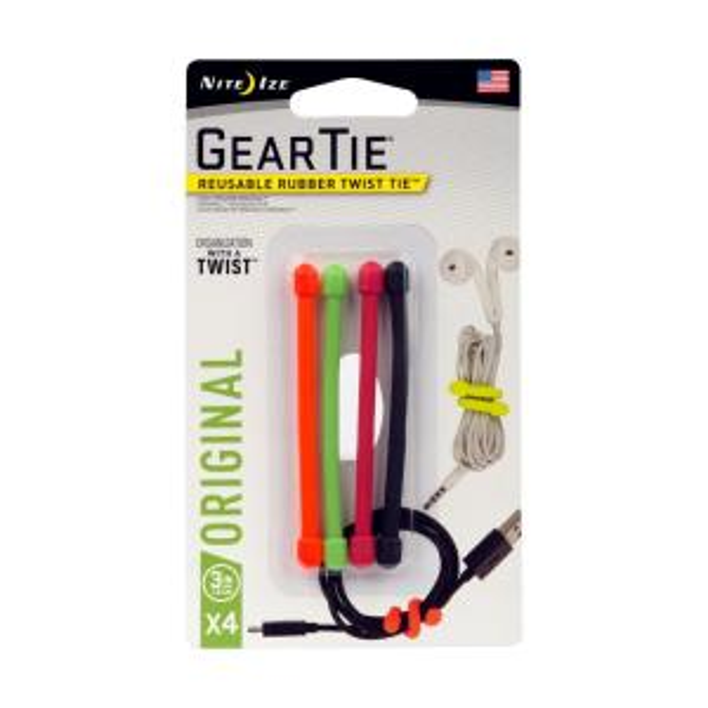 4 Keeper Wrap-It-Up ORANGE BUNDLING STRAP UV Resist Waterproof Carabiner 05268