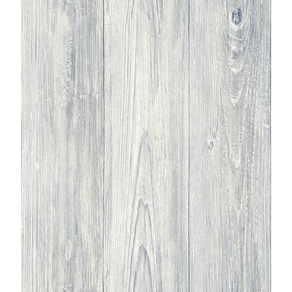 Chesapeake Mapleton Light Grey Shiplap Paper Strippable Roll Covers 56 4 Sq Ft 3118 642215 The Home Depot