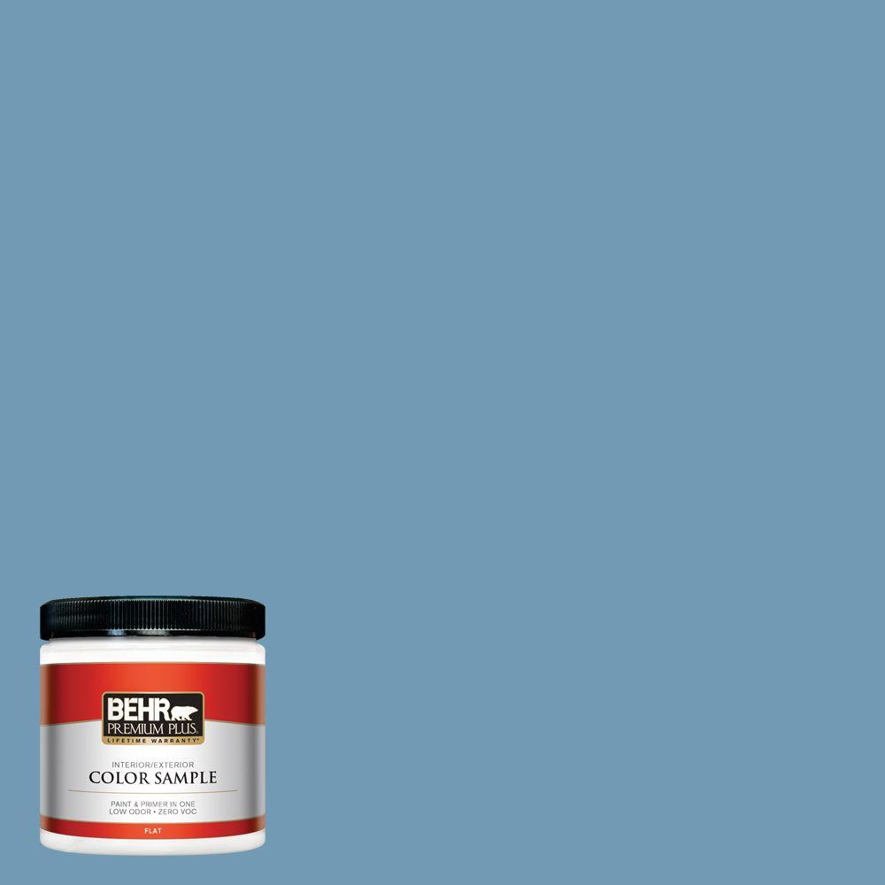 8 oz. #560D-5 Ocean View Interior/Exterior Paint Sample