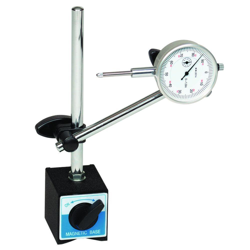 Dial Indicator Mounting In Collet : General tools in ultratest plunger dial indicator