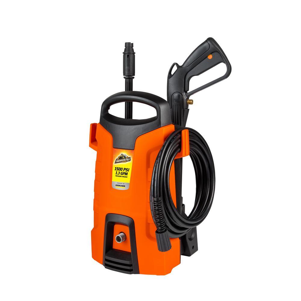 1500-PSI 1.3-GPM Electric Pressure Washer