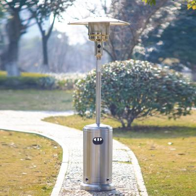 48000 BTU Stainless Steel Patio Heater