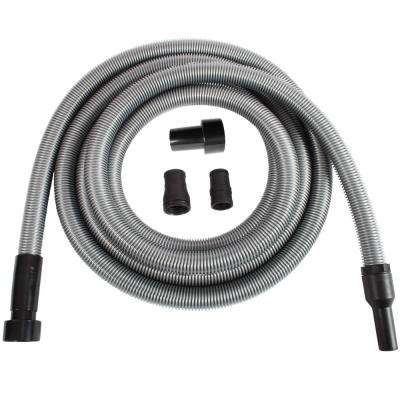 Shop Vacuum Hose and Swivel Adapter with Universal Power Tool Adapter Set for Wet/Dry Vacs