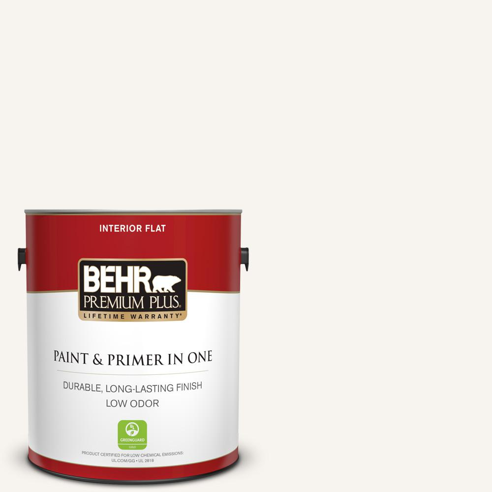 Pr W13 Crystal Cut Flat Low Odor Interior Paint And Primer In One
