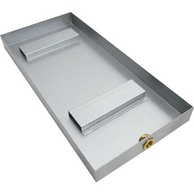 Steam Bath Generator Universal Water Collecting and Drainage Pan